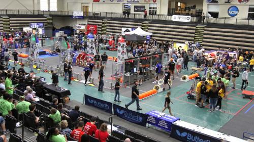 2019 Gateway Robotics Challenge