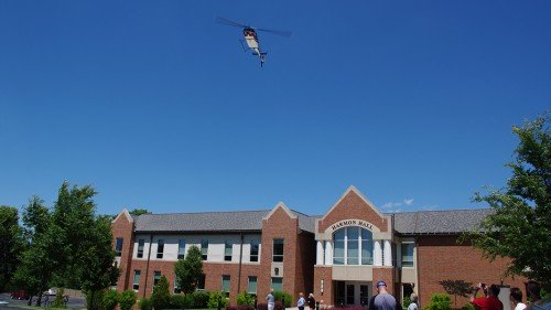 Air Evac Lifeteam Helicopter