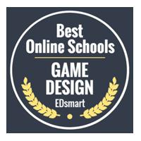 Best Online Schools - VideoGame Design 2019 - EDsmart