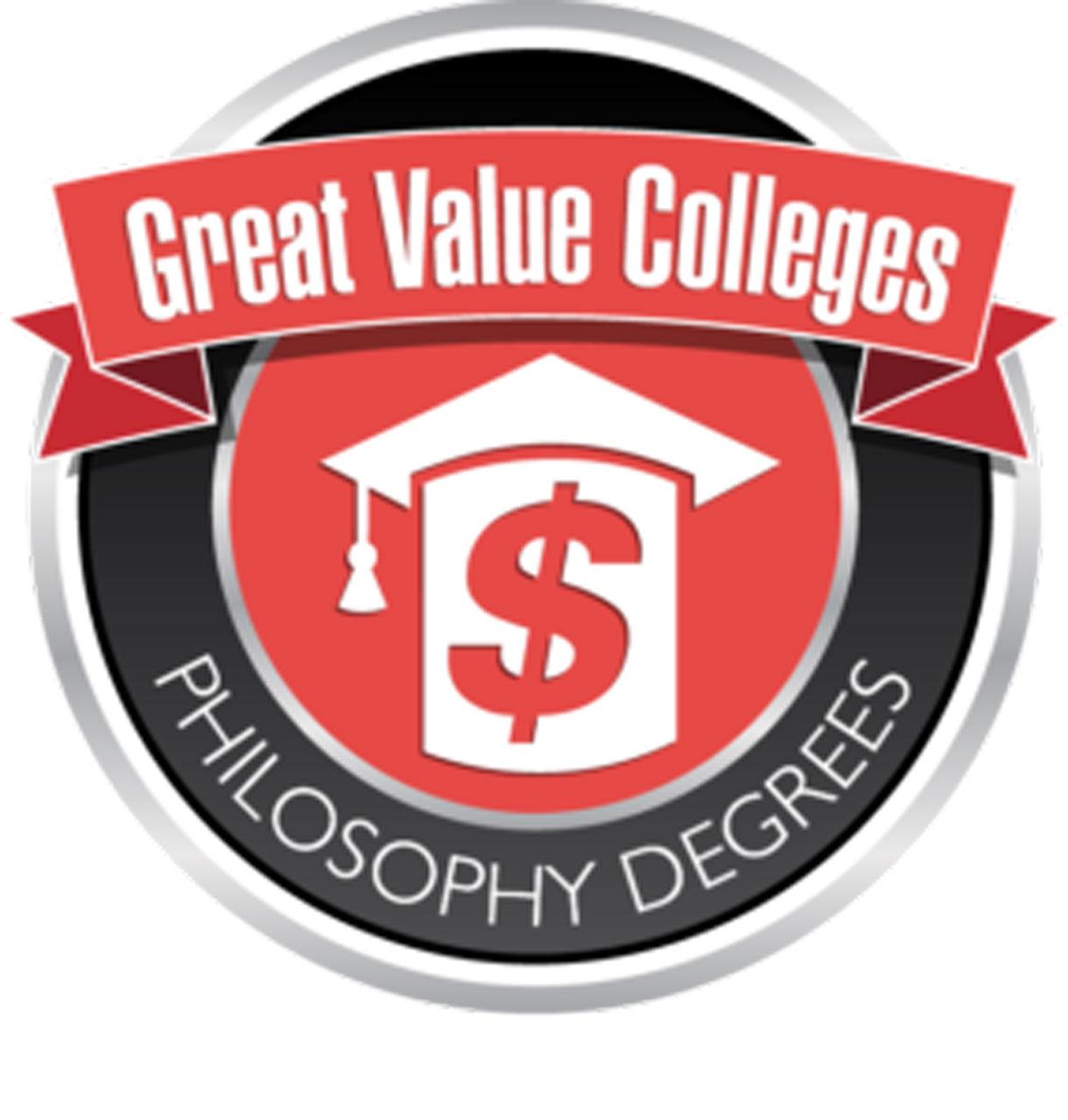 best colleges badge