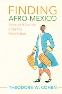 Finding Afro-Mexico Book Cover