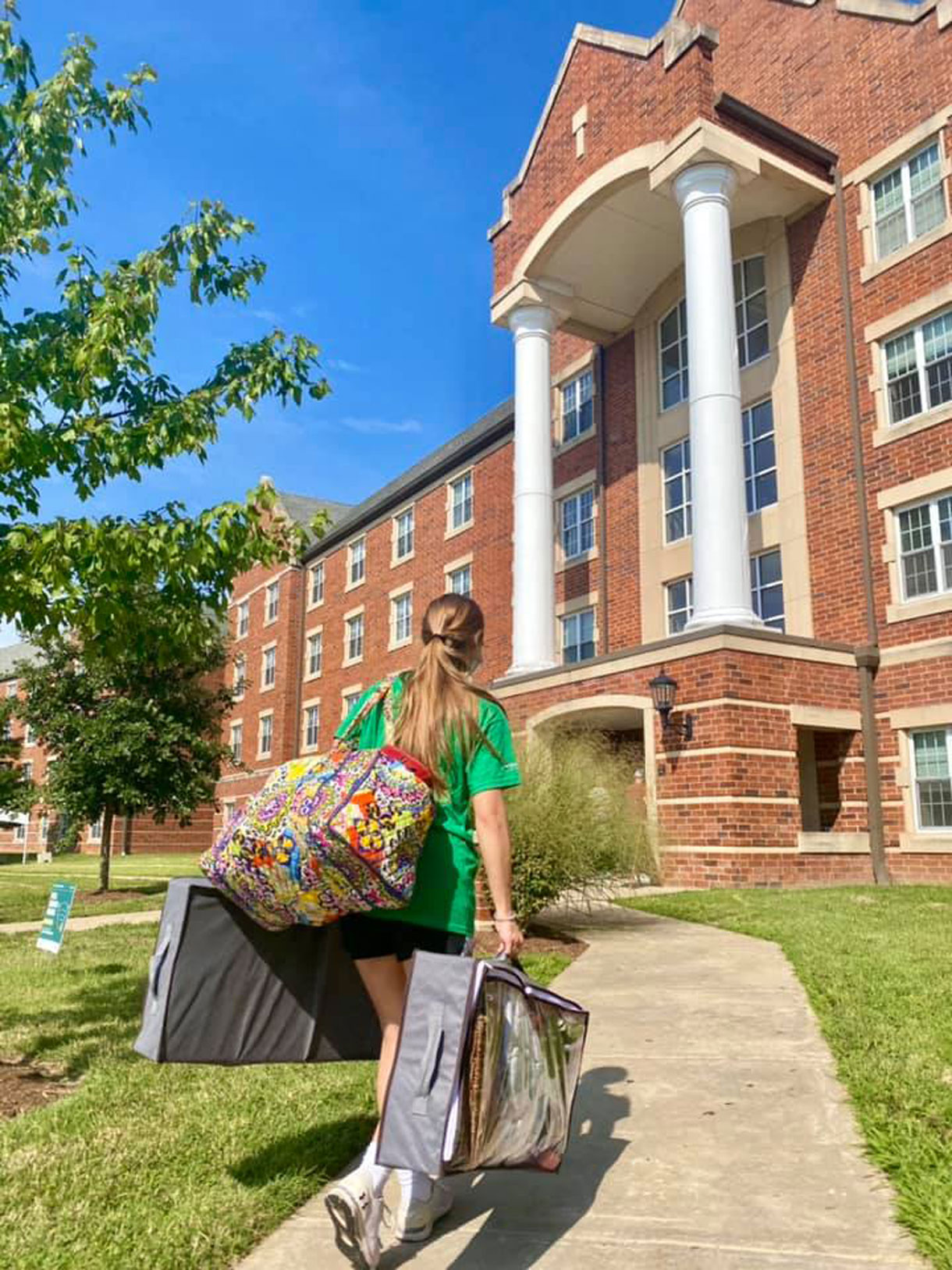 Move In Day - Fall 2021