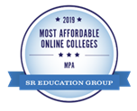 most affordable mpa badge