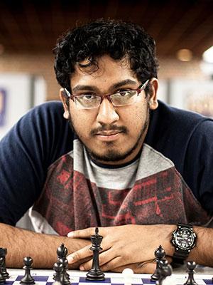 """Priyadharshan """"PD"""" Kannappan"""