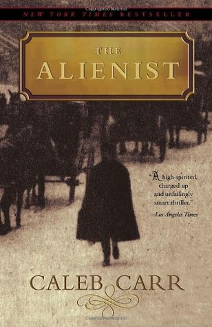 Book cover of The Alienist