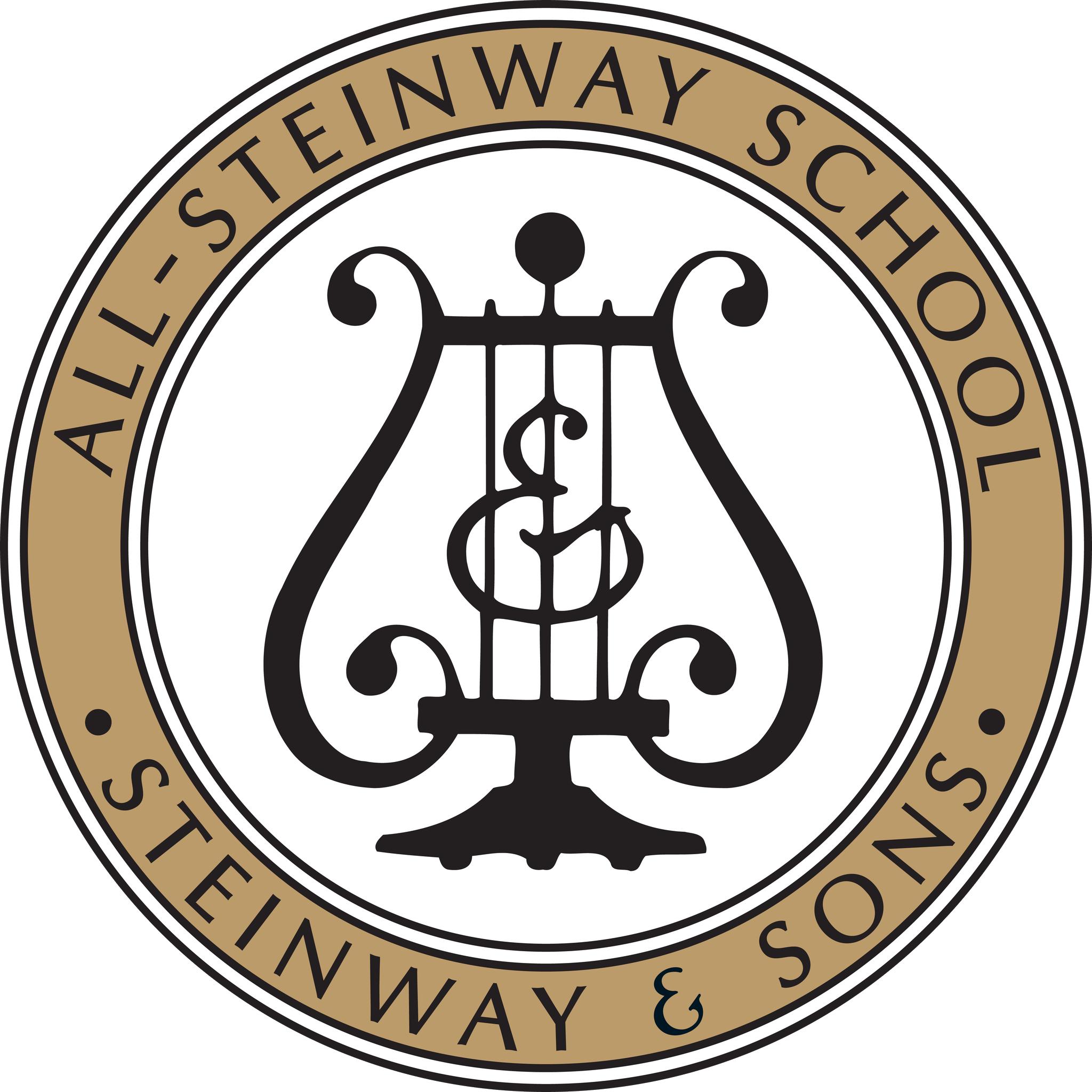All Steinway School Badge