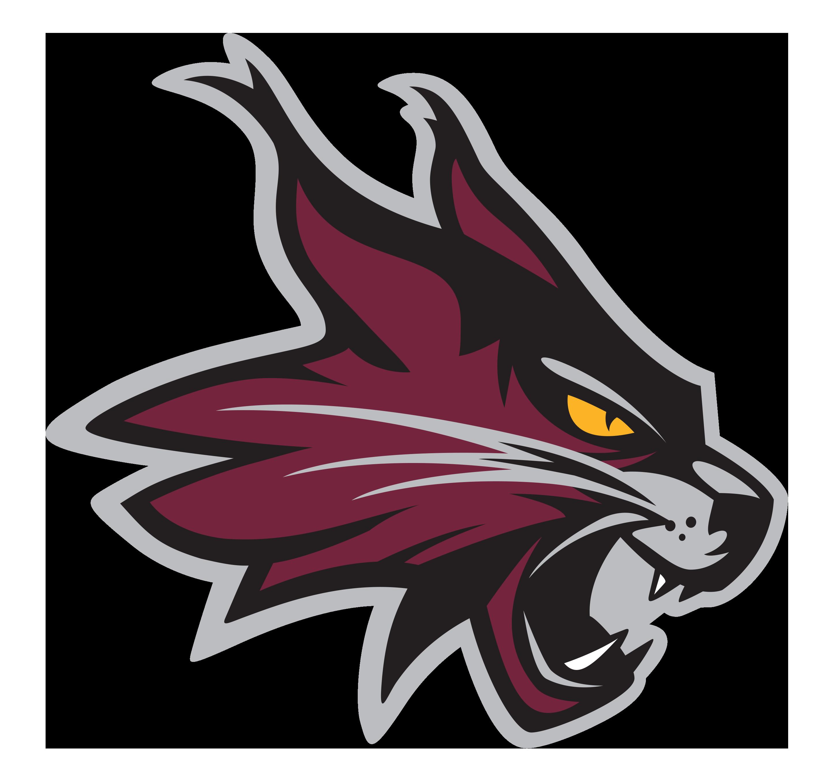 Lindenwood Belleville Athletics - Lynx Head Logo