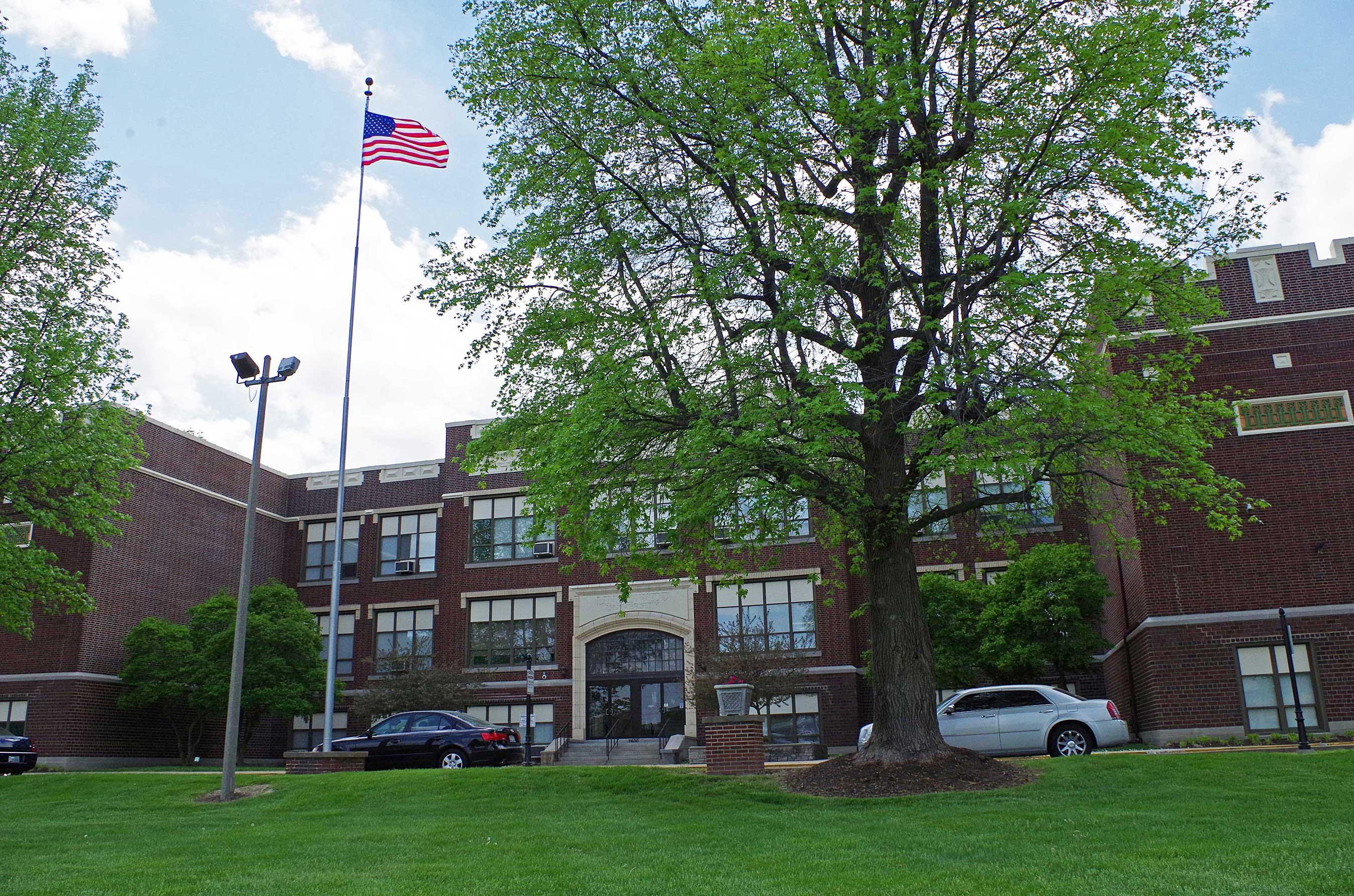 Lindenwood University-Bellevile - Old Main Hall