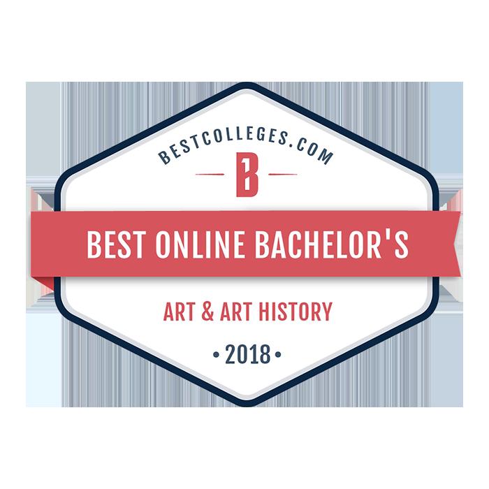 Best Online Bachelors Degree Art History