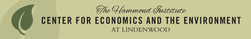 Center for Economics and the Environment