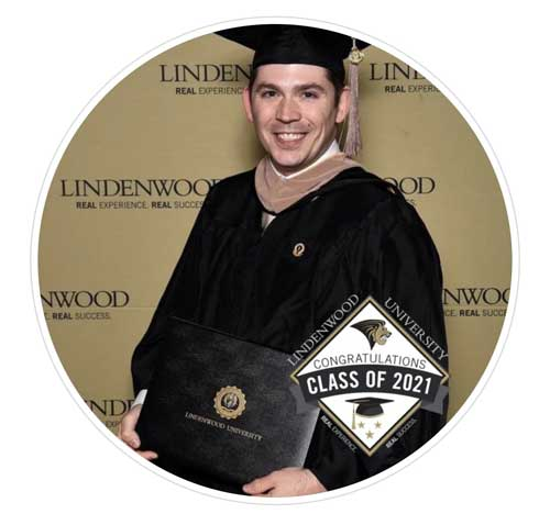Commencement Facebook Profile Picture Frame