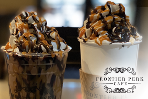 Entry for Frontier Perk Cafe