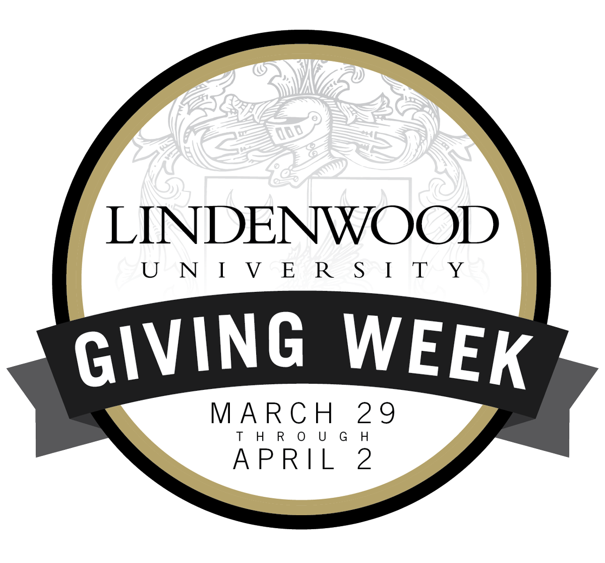 Giving Week - March 29 through April 2