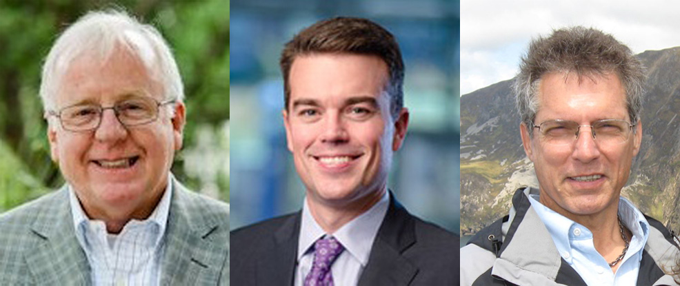 Three new Research Fellows