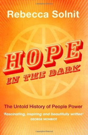 Book cover of Hope in the Dark