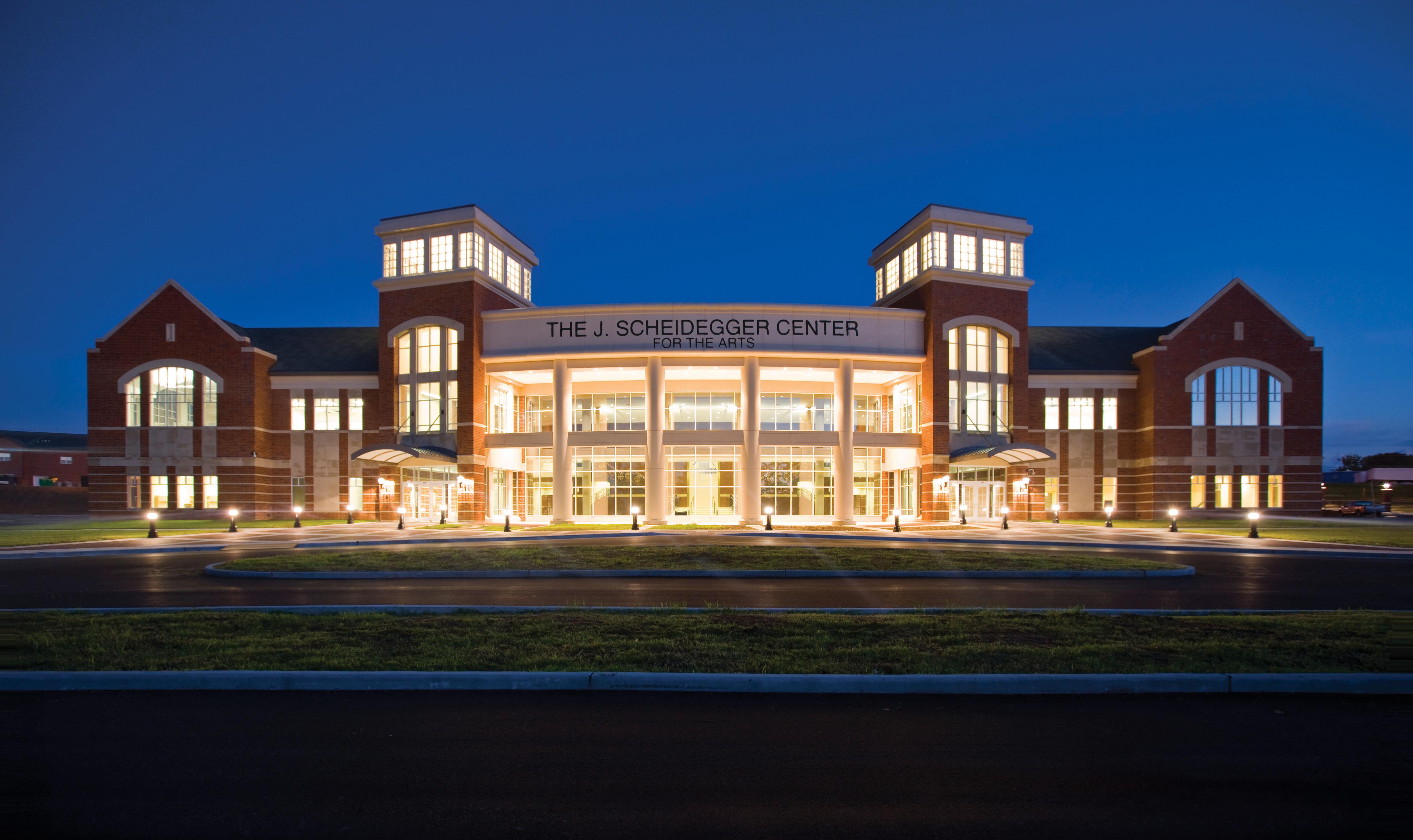 Lindenwood - J. Scheidegger Center
