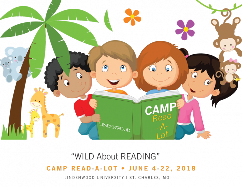 """Camp Read-A-Lot 2018: """"WILD About READING"""""""