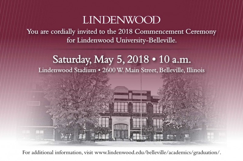 You're Invited to Commencement 2018!