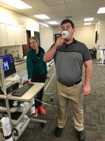 Pulmonary Function Testing/Spirometry