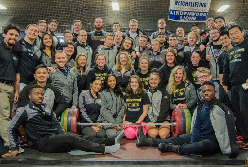 Giving to Lindenwood Olympic Weightlifting