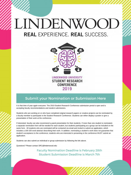 Student Research Conference - Now Accepting Submissions