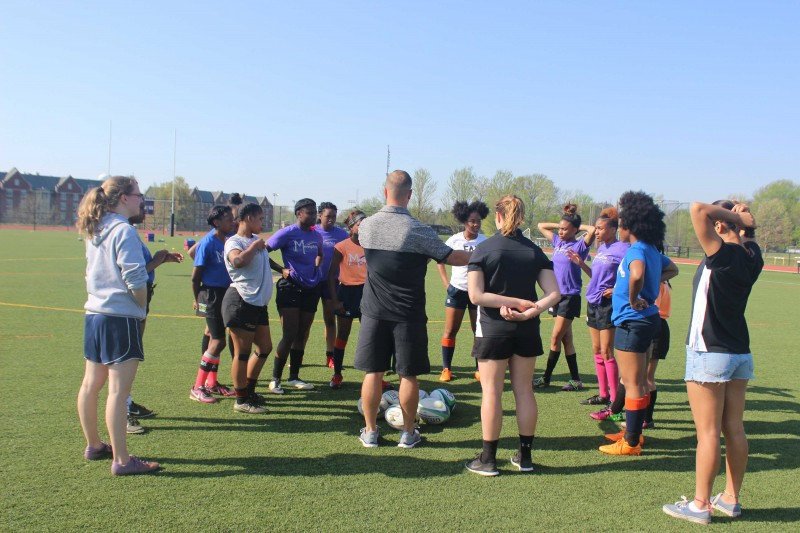 Giving to Lindenwood Women's Rugby