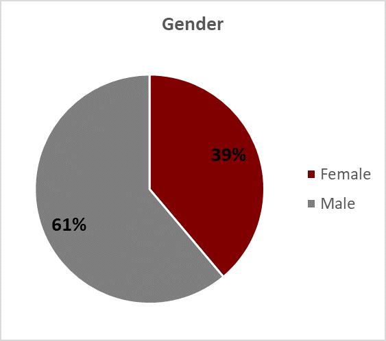 Gender Pie Chart