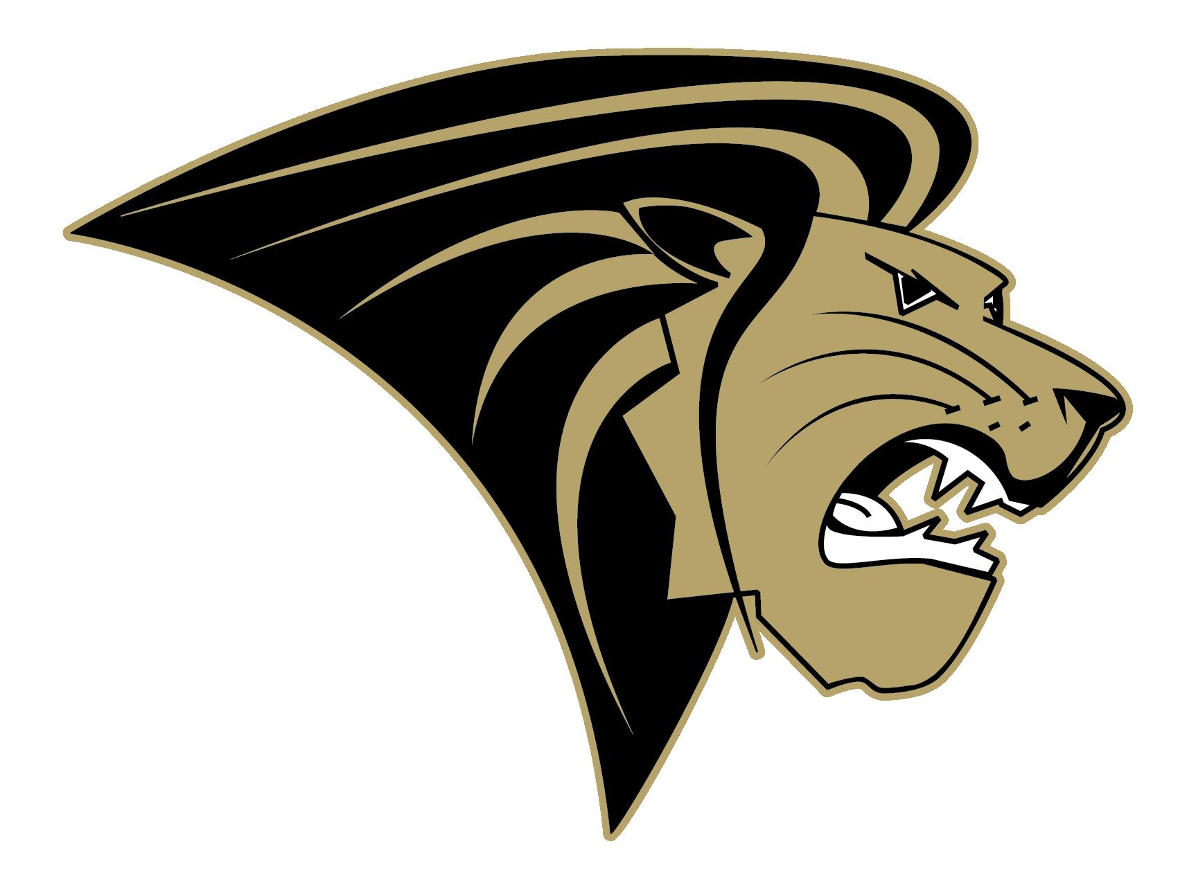 Lindenwood University - Athletics - Leo Logo - Color