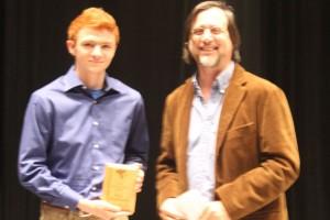 Nate Applebaum, 2017 Fields Award Winner