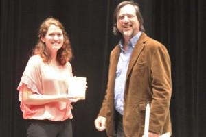 Kara Neely, 2017 Ross Award Winner