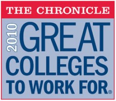 2010 Great College to Work For