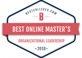 Best Online Master's Degree in Organizational Leadership