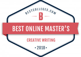 Best Online Master's in Creative Writing