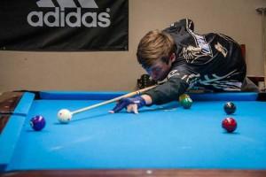 Giving to Lindenwood Billiards