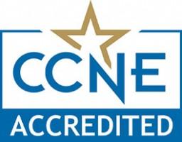 Commission on Collegiate Nursing Education (CCNE) Logo