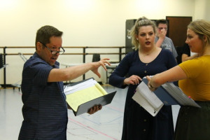 Broadway director, Dennis Courtney, directs and choreographs Mary Poppins for Fall 2018