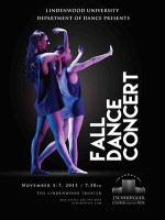 Scheidegger Center's Fall Dance Concert