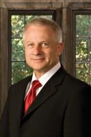 President James D. Evans