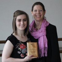 Howard Barnett Essay Award Winner Katherine Gierer