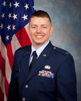 Air Force Lt. David Hood