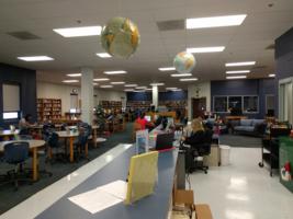 Northwest High School Library