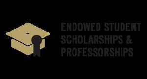 Endowed Student Scholarships & Professorships