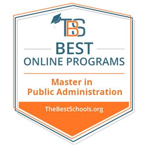 best online mpa badge