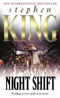 book cover of Night Shift