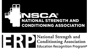 National Strength and Conditioning Association Education Recognition Program Logo
