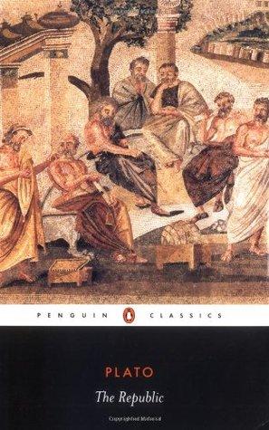 Book cover of Republic by Plato