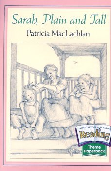 Book cover of Sarah Plain and Tall
