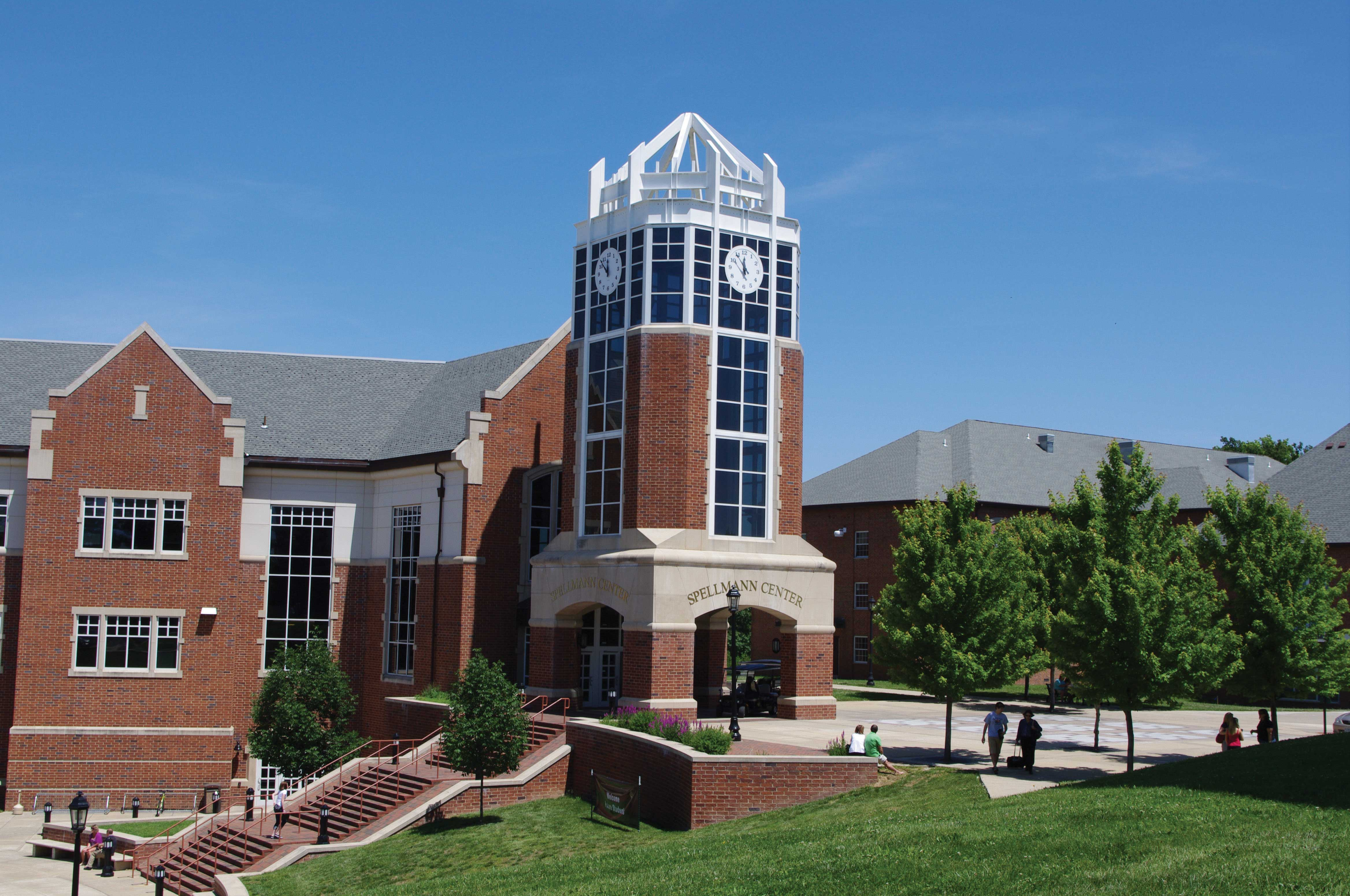 Lindenwood - Spellmann Center