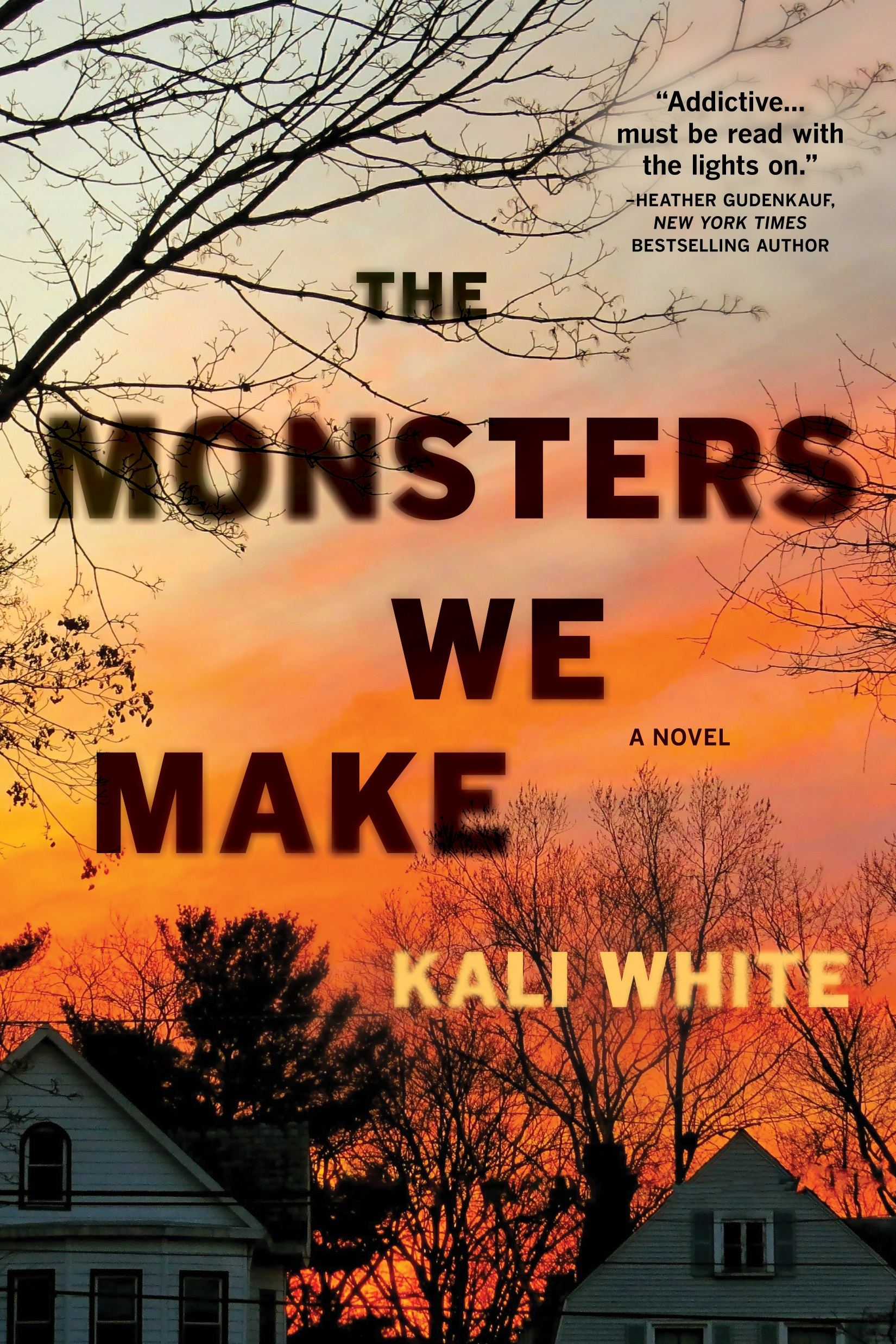 Kali White VanBaale - The Monsters We Make