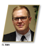 TJ Rains - Vice President for Information Technology